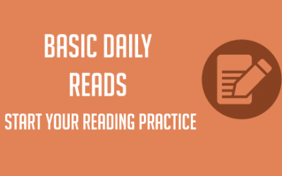 Basic Daily Reads-92