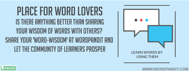 Community for Word Learners